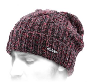 Long Beanie Wool/Coton Stetson